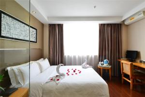 Insail Hotels Liying Plaza Guangzhou, Hotely  Kanton - big - 30