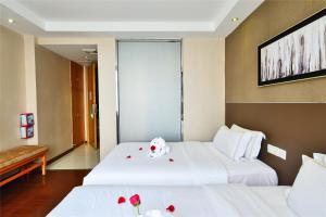 Yingshang Hotel - Guangzhou Liying Branch, Hotely  Kanton - big - 34