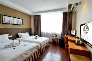Yingshang Hotel - Guangzhou Liying Branch, Hotely  Kanton - big - 14