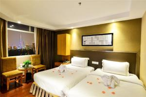 Insail Hotels Liying Plaza Guangzhou, Hotely  Kanton - big - 37