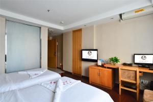Yingshang Hotel - Guangzhou Liying Branch, Hotely  Kanton - big - 39