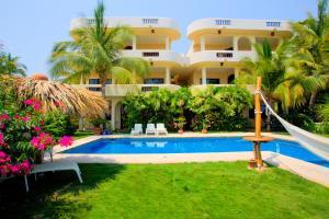 Las Turquezas, Apartments  Puerto Escondido - big - 1