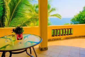 Las Turquezas, Apartments  Puerto Escondido - big - 12