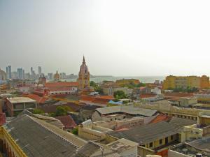 Hotel Casa Tere Boutique, Szállodák  Cartagena de Indias - big - 61