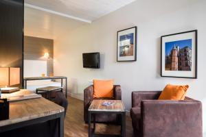 Sweetôme Aparthotel, Apartments  Lille - big - 37