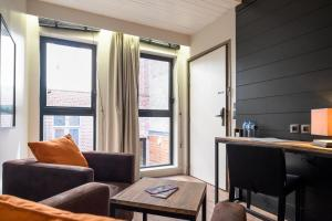 Sweetôme Aparthotel, Apartments  Lille - big - 35