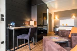 Sweetôme Aparthotel, Apartments  Lille - big - 27