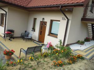 Pensjonat Na Zielonym Wzgórzu, Гостевые дома  Zawóz - big - 48