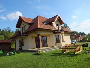 Pensjonat Na Zielonym Wzgórzu, Гостевые дома  Zawóz - big - 49
