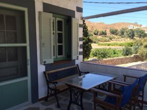Patmos Villas, Appartamenti  Grikos - big - 13