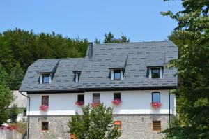 Guest House Plitvice Villa Verde, Vendégházak  Jezerce - big - 34