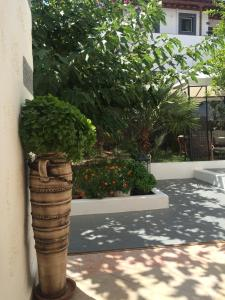 Patmos Villas, Апартаменты  Грикос - big - 143