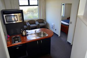 Airport Motel, Motely  Wellington - big - 2