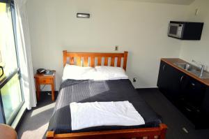 Airport Motel, Motel  Wellington - big - 21