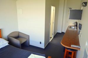 Airport Motel, Motel  Wellington - big - 7
