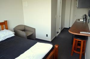 Airport Motel, Motel  Wellington - big - 16