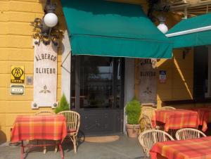 Hotel Olivedo, Hotel  Varenna - big - 47