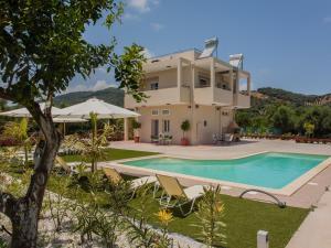 Green Orange Villa