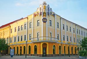 Рейтинг отелей Мукачево