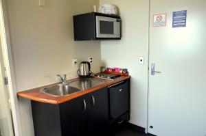 Airport Motel, Motel  Wellington - big - 9