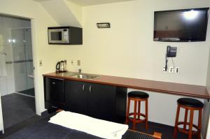 Airport Motel, Motel  Wellington - big - 35