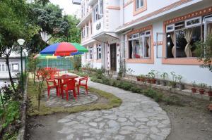 Bamboo Grove Retreat, Отели  Гангток - big - 13