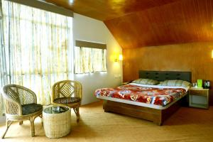Bamboo Grove Retreat, Отели  Гангток - big - 17