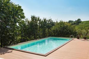 Agriturismo Albarossa, Vidiecke domy  Nizza Monferrato - big - 44