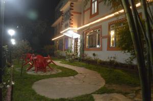 Bamboo Grove Retreat, Отели  Гангток - big - 22