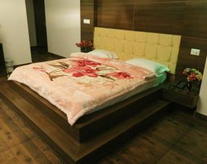 Durga Residency, Hotel  Katra - big - 11