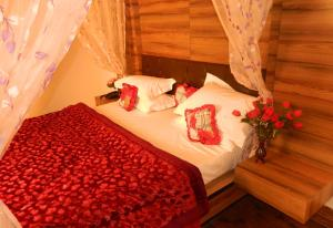 Durga Residency, Hotel  Katra - big - 9