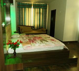 Durga Residency, Hotel  Katra - big - 8
