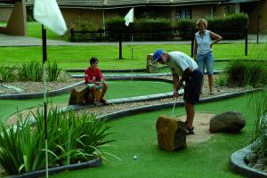 Fairways Gold Crown Resort, Rezorty  Drakensberg Garden - big - 23