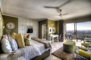 Executive Suite - Balkon mit Aussicht