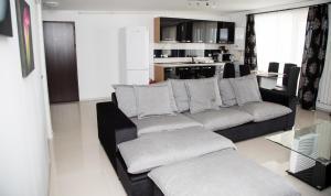 Alma Apartments, Ferienwohnungen  Mamaia Nord – Năvodari - big - 17