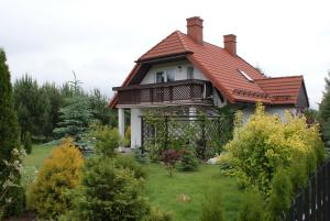 Chata Dom Pod Lasem Jagodne Wielkie Polsko