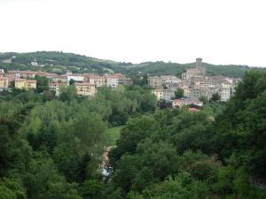 Il Pino Amiata, Апартаменты  Арчидоссо - big - 16