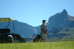 Fairways Gold Crown Resort, Rezorty  Drakensberg Garden - big - 14