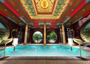 Tianjin Donglihu Hengda Hotel, Hotels  Tianjin - big - 15