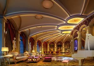 Tianjin Donglihu Hengda Hotel, Hotels  Tianjin - big - 16