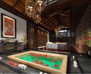 Tianjin Donglihu Hengda Hotel, Hotels  Tianjin - big - 14