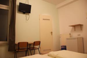 Dvoulůžkový pokoj Basic s manželskou postelí