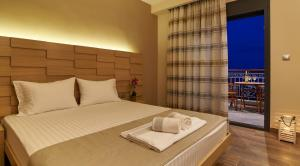 Athos Thea Luxury Rooms, Apartmány  Sarti - big - 25