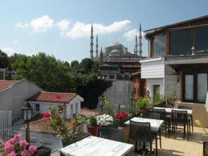 Agora Boutique Hotel & Bistro, Hotely  Istanbul - big - 80