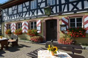 Schwarzwaldgasthof Hotel Schlossmühle, Hotels  Glottertal - big - 33