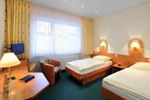 Hotel Herzog Garni, Hotel  Hamm - big - 8