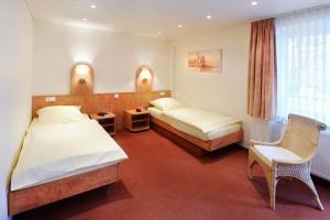 Hotel Herzog Garni, Hotels  Hamm - big - 7