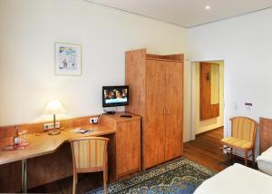 Hotel Herzog Garni, Hotel  Hamm - big - 5