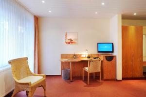 Hotel Herzog Garni, Hotel  Hamm - big - 2