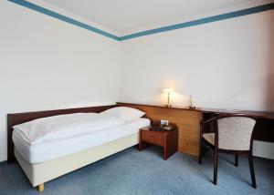 Hotel Herzog Garni, Hotels  Hamm - big - 11